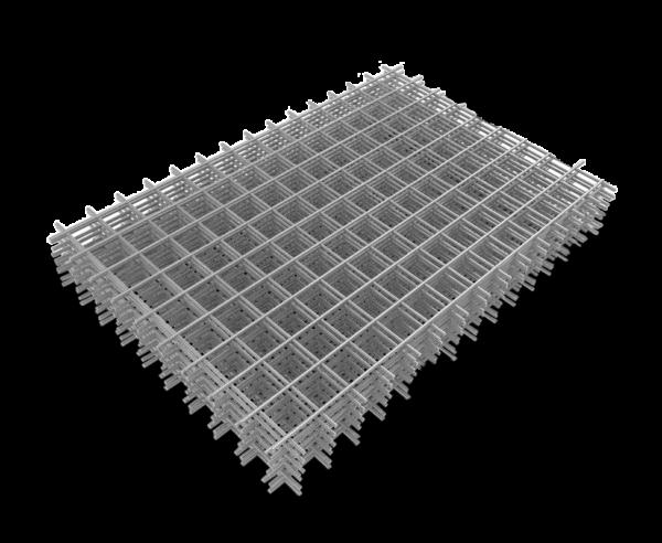 Сетка сварная 150х150х6 Вр1 карта 2х3