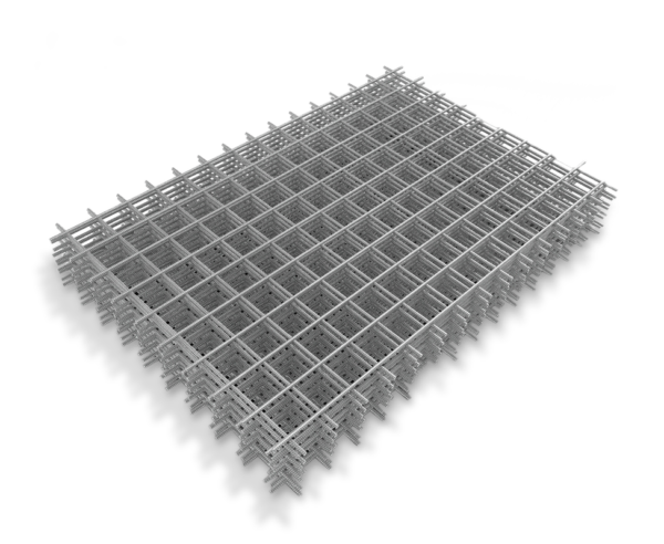 Сетка сварная 50х50х4 Вр1 карта 2х1